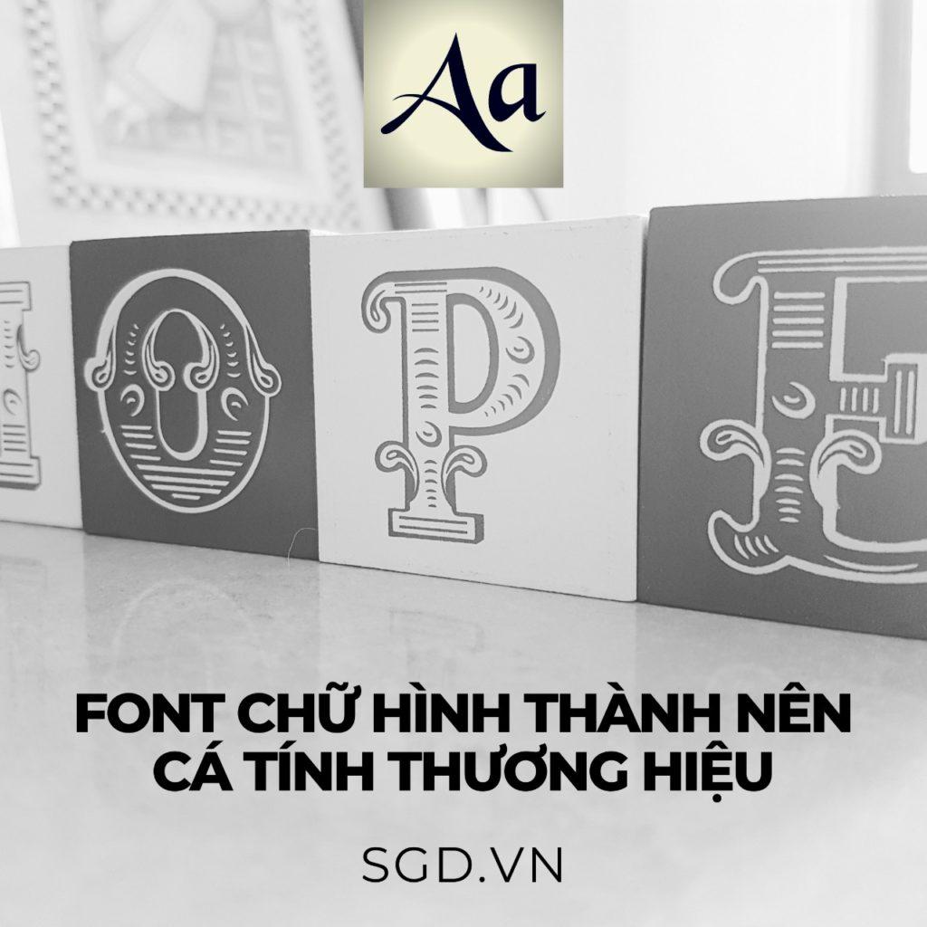 Công ty thiết kế web ở TP.HCM hay sử dụng Font chữ để hài hòa với thương hiệu, đồng thời tạo điểm nhấn cho mỹ thuật website khách hàng.