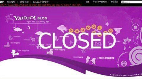 Yahoo! 360° trước khi đóng cửa đã từng là trào lưu một thời tại Việt Nam